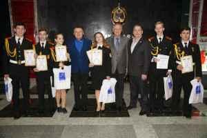 Витебское кадетское училище одержало победу в олимпиаде «Патриот-2017»