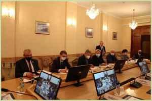 Парламенцкія слуханні «Мадэльнае заканатворчасць у Саюзнай дзяржаве