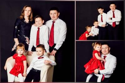 День семьи: любовь с первого взгляда!