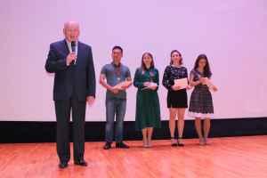 В Академии МВД состоялся международный конкурс ораторов