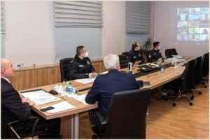 Международная ассоциация полицейских академий: девятый год сотрудничества
