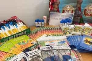 Академия МВД провела благотворительную акцию «Соберем портфель вместе»