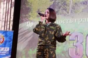 Творческий конкурс «Гимн альма-матер» раскрыл таланты курсантов